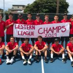 Tennis Western League Team Champions