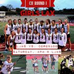 Girls Lacrosse Playoffs Saturday