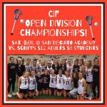 Girls Lacrosse Championship Game Saturday