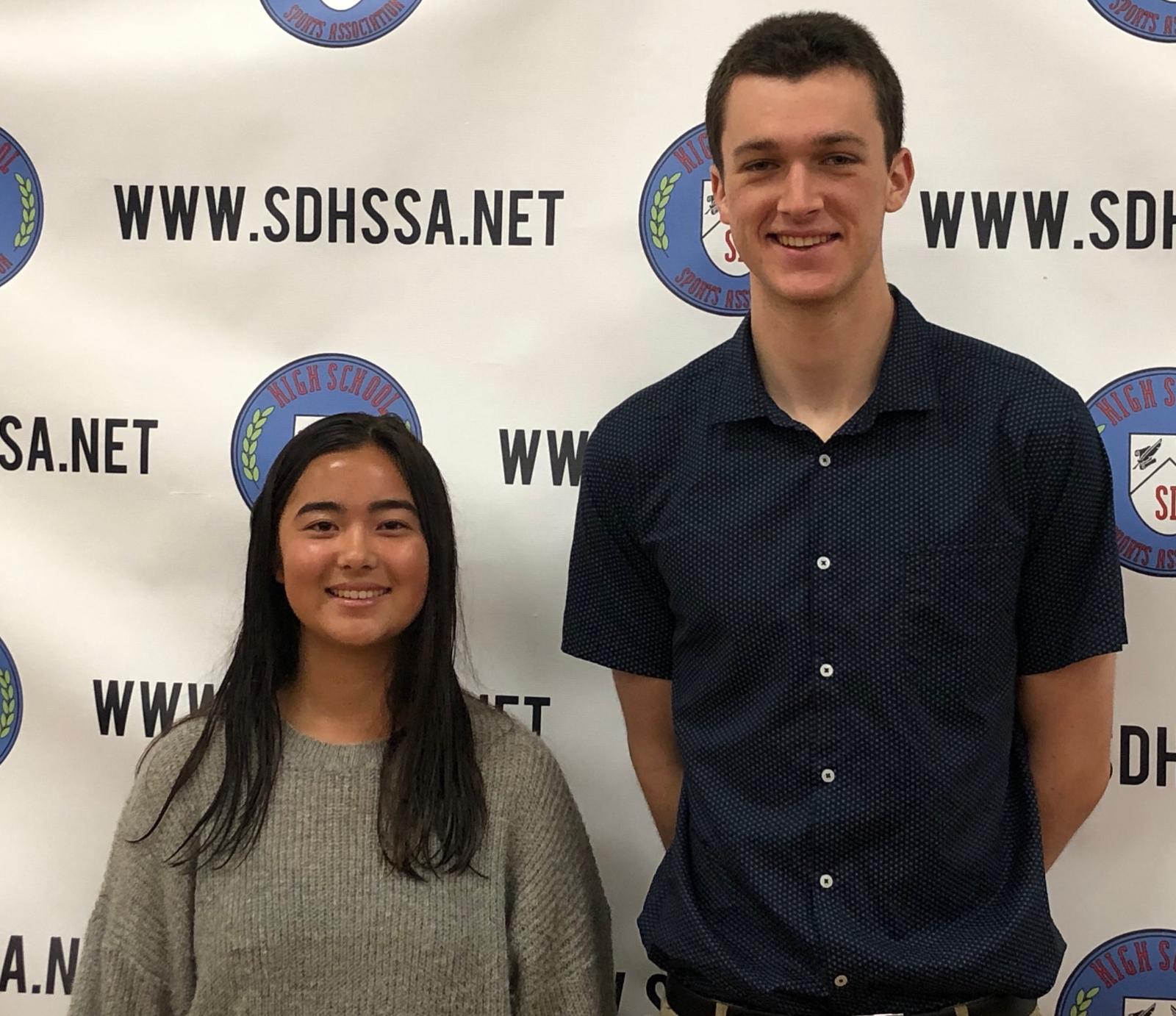 HSSA Award Winners