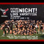 Future Vikings Night 8/23