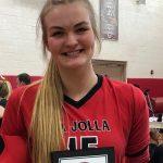 Leyla Blackwell Named UT Athlete of the Week