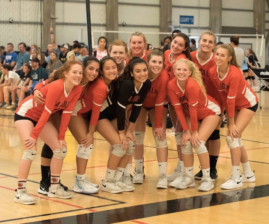 Girls Volleyball Starts 3/9 – Zoom Meeting 3/8 @7:45