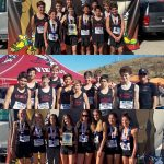 Cross Country Takes 2nd at Mt. SAC