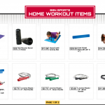 Order Home Workout Gear from BSN