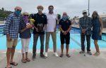 Lentin Wins Abrams MVP Award