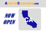 Athletic Clearance NOW OPEN