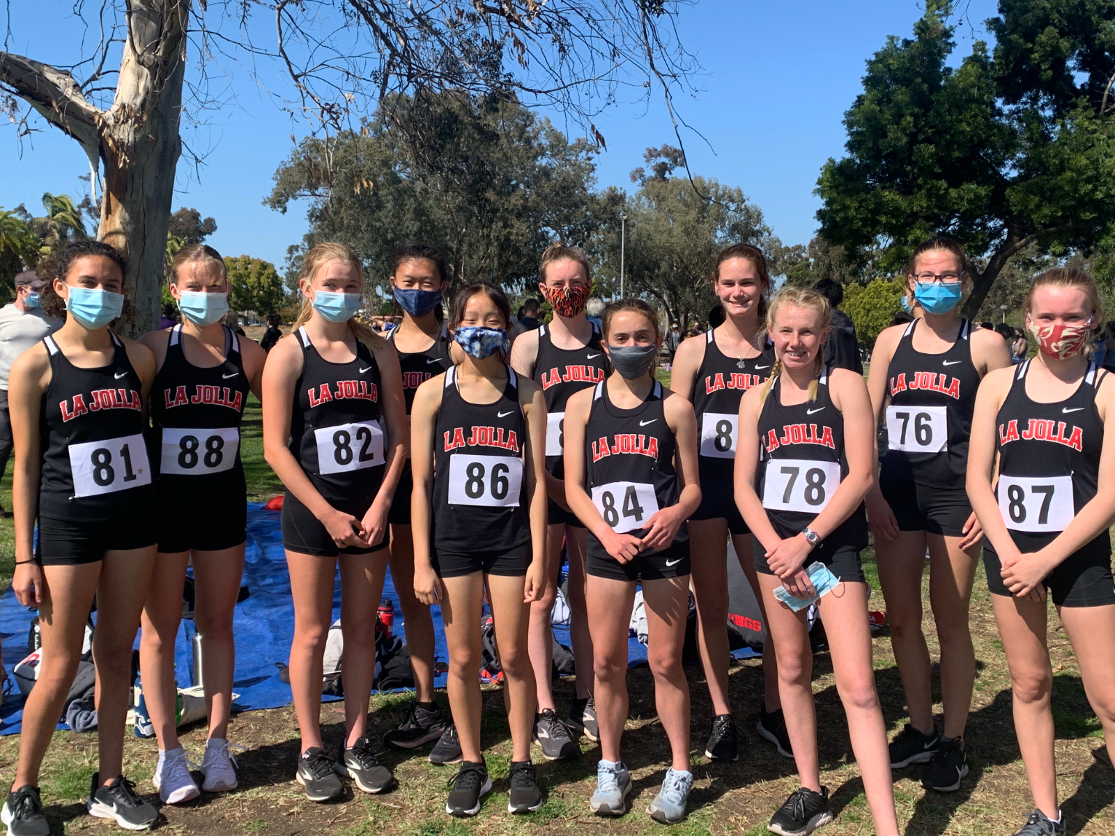 2021 Cross Country League Final Results