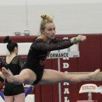Platteville High School Coed Varsity Gymnastics finishes 4th place