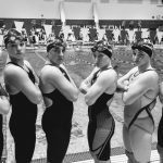 Platteville High School Girls Varsity Swimming falls to Stoughton High School 169-75
