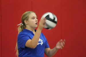 Columbus School for Girls (Away) – MS Volleyball