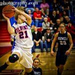 Whitko High School Basketball Varsity Girls beats Northfield High School 42-35
