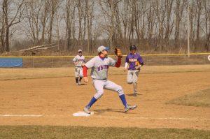 Varsity Baseball vs Marion