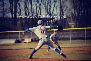 JV Baseball vs Northfield