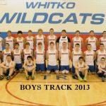 Boys Track Clinch 6th Straight TRC Championship!