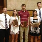 Three Whitko Seniors Win TRC Awards