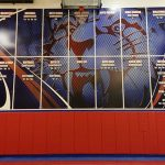 A New Look for the Whitko High School Gym