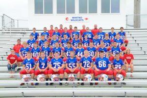 Whitko Varsity Football 2013