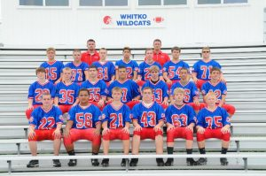 Whitko Freshman Football 2013