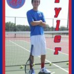 Baugher to Play Stepanov of NJSP Today at Tennis Regionals
