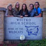 Whitko Girls Soccer Athletes complete in Indiana Elite North vs South All-Star Soccer Challenge