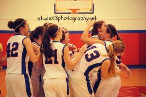 Girls Basketball vs West Noble