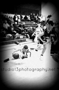 Boys Basketball vs Eastbrook