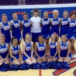 2014-2015 Whitko High School Cheer Squad…