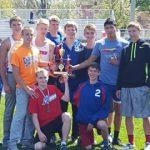 Whitko High School Boys Varsity Track finishes 2nd place