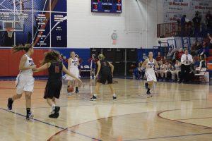 Girls Varsity Basketball 11-17-17