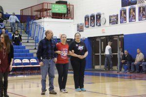 Senior Night/Hall of Fame