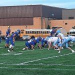 Whitko Football falls to Maconaquah