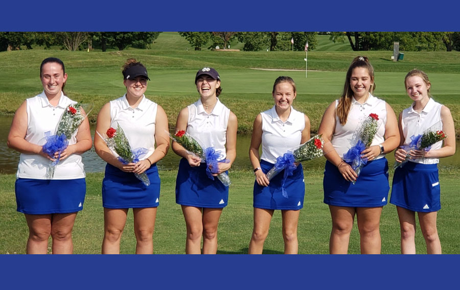 Good Luck at Sectional Lady Golfers!