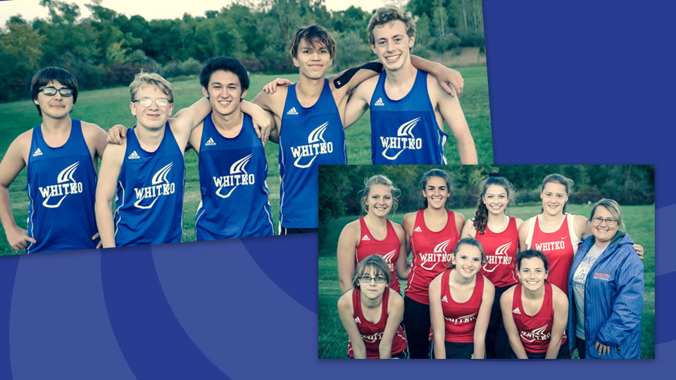 Good Luck at Sectional Cross Country Runners!