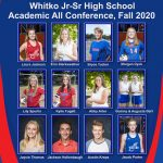 Several Wildcats receive TRC ALL-ACADEMIC Honors