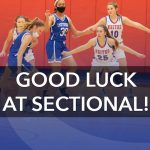 Girls Varsity Heads to Sectional – Go Wildcats!