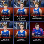 Whitko Athletes Named to All-Conference Teams