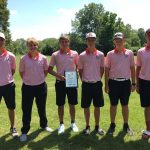 Boys Golf Takes 1st Place at Kendig