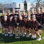 Competition Cheer State Runner-Up!