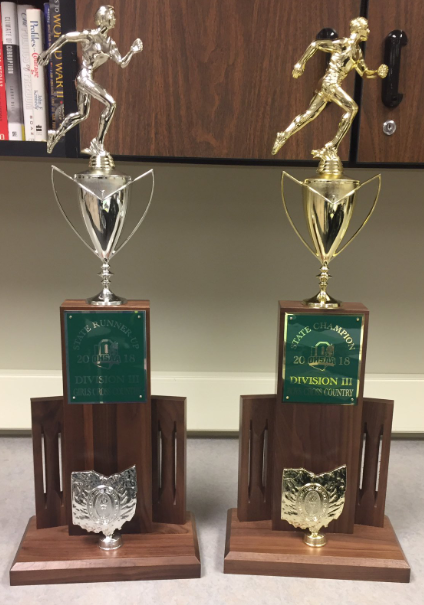 Cross Country Brings Home the Hardware