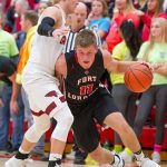 Ratermann's Three Lifts Fort Loramie over Minster