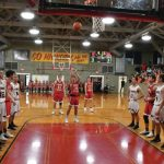 "Fort Loramie beats Strasburg Franklin at ""Iconic"" Hoosiers Gym"