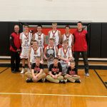 Freshman Boys Claim JC Tournament Championship