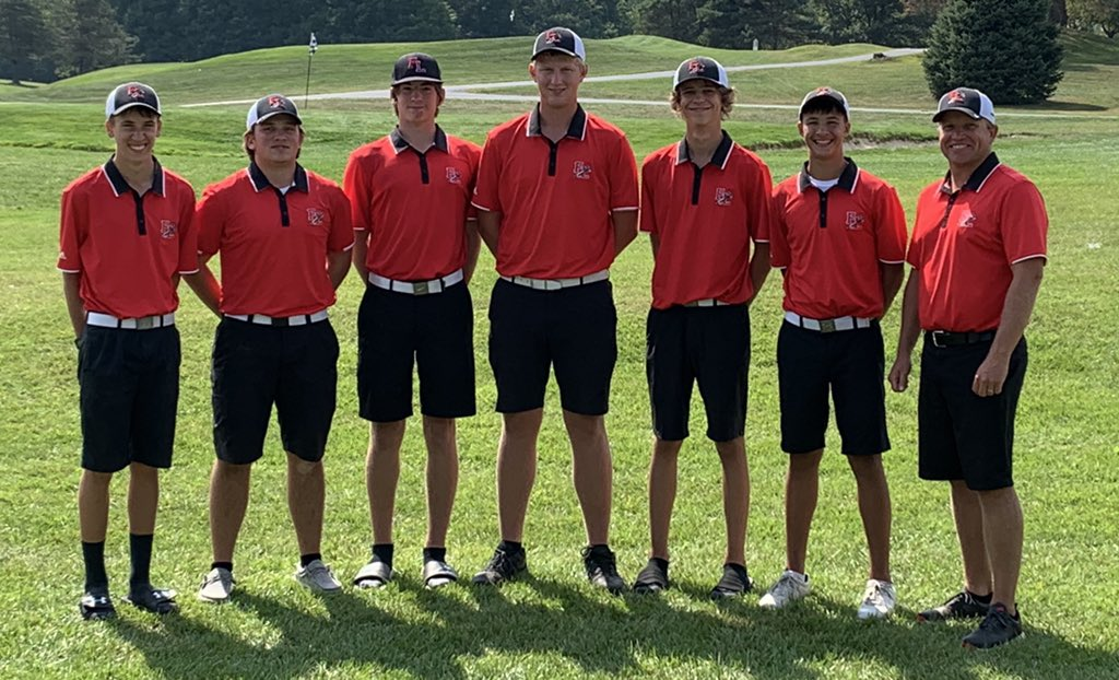 Boys Golf – 2019 SCAL Champs