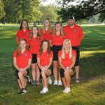 Girls Golf Places 2nd at CCC Championship