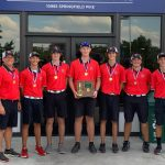Boys Golf – District Champs + State Bound