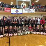 Loramie Rolls to 4th Straight District Title