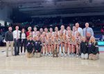 FORT LORAMIE GIRLS BASKETBALL IS CROWNED D4 STATE CHAMPIONS