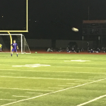 Valhalla High School Boys Varsity Soccer falls to Santana High School 1-3