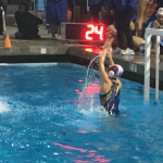 Valhalla High School Girls Varsity Water Polo beat Grossmont High School 12-7